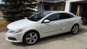Volkswagen CC Highline Sedan 2012