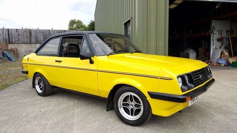 1979 ford escort rs 2000 custom in newry county down gumtree. Black Bedroom Furniture Sets. Home Design Ideas