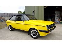 1979 Ford Escort RS 2000 Custom