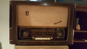 Radio antique téléfunken operette