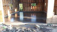 TY'S CONCRETE PLACING & FINISHING