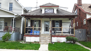 Bachelor Unit in Duplex Available March 1st, $675.00, inclusive