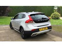 2017 Volvo V40 Cross Country D2 (120) Cross Country with Re Manual Diesel Hatchb