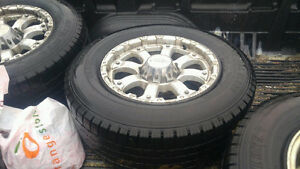 4  18 inch tires for sale St. John's Newfoundland image 1