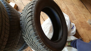16 inch studded winter tires