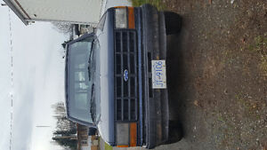 1990 Ford Ranger Coupe (2 door) Prince George British Columbia image 4