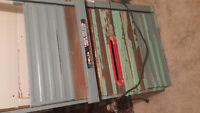10 inch delta table saw with stand