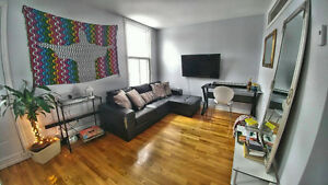 4 1/2 in Little Italy available for march 1 - lease transfer