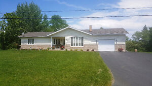 BEAUTIFUL 3BRM HOUSE WITH WATERFRONT LOCATED IN GRAND FALLS