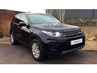 2015 Land Rover Discovery Sport 2.0 TD4 180 SE 5dr Manual Diesel 4x4