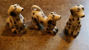 Assorted Ceramic, Marble Figurines, Collectibles