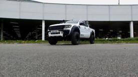 2012 Ford Ranger seeker raptor Pick Up Double Cab 2.2 TDCi 150 4WD 4 door Pi...