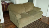 Selling 2 matching love seats $70 each or $100 for both.