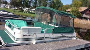 19' Misty Harbour Pontoon Boat for Sale