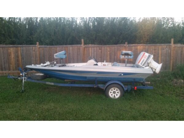 Used 1985 Thunder Craft Boats Bass Boat