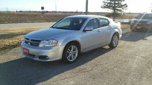 2011 Dodge Avenger SXT      $5587 + Taxes     PH. 204-339-1585