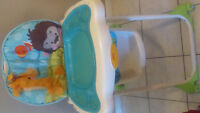 Fisher-Price Easy Fold High Chair