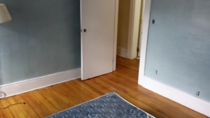 Large room for rent top floor (may)