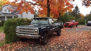 Dodge PowerWagon 1979 (Rare)
