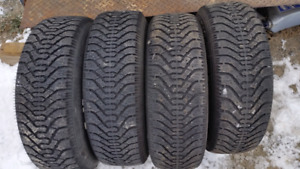 WHINTER TIRES