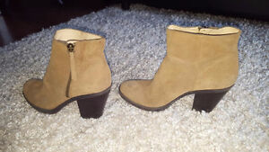 Women's Ankle Boots- As good as new!