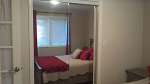 Furnished 1 bed, 1 bath Luxury Suite, short term, available now North Shore Greater Vancouver Area image 6