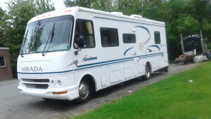 32 FT. CLASS A MOTOR HOME FOR SALE