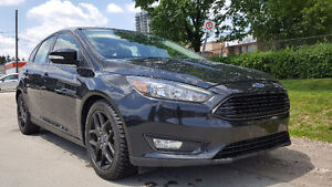 2015 Focus Hatchback- One Owner- No Accident- Sports package