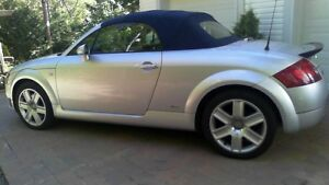 2005 Audi TT S-LINE Cabriolet