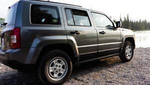 2011 Jeep Patriot SUV, Crossover