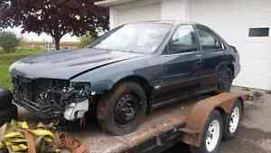 1996 honda accord PARTS ONLY