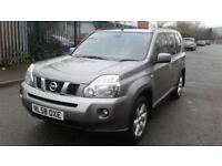 2008 58 NISSAN X-TRAIL 2.0 DCI EXPEDITION SPORT 148 FSH SAT NAV TIDY PX SWAPS