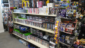Video game blowout SALE @ Rockets Sports Cards!