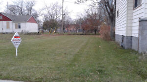 LOT FOR SALE IN THE DOWNTOWN CORE!