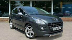 image for 2012 Peugeot 3008 1.6 HDi FAP Sportium 5dr SUV Diesel Manual
