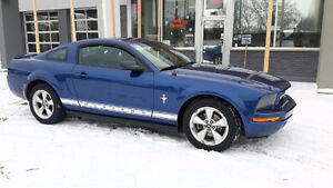 2007 Ford Mustang Pony Package V6