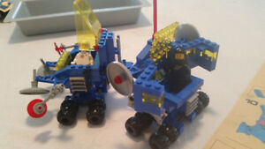 Vintage Lego Uranium Search Vehicle 6928 (1984) with box