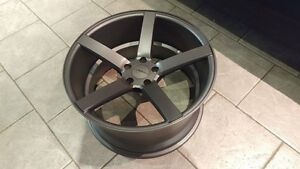 SINGLE VOSSEN - NEW - CV3 20X10.5 +20 5X114.3