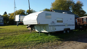 1998 Springdale Lite 5th wheel camper
