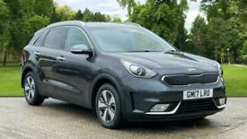 image for 2017 Kia Niro 1.6 GDi Hybrid 2 DCT with Navigation and Cruise Co Auto Estate Pet