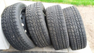 WINTER TIRES - get 'em while it's still hot out Cambridge Kitchener Area image 4