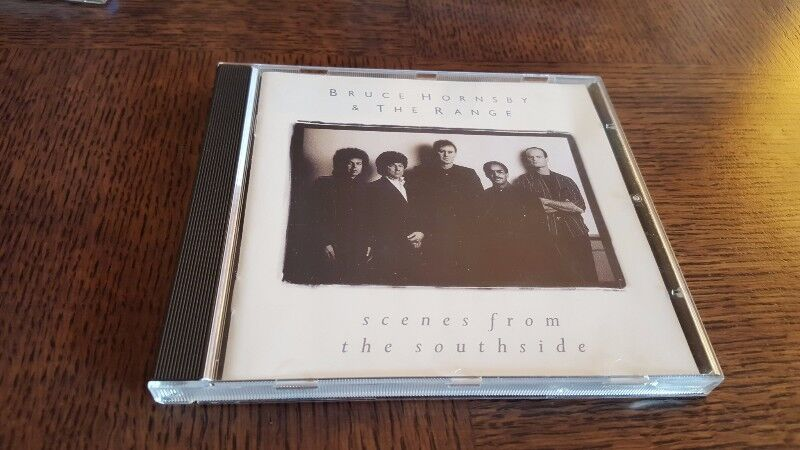 B.Hornsby &The range CD - Scenes from the southside