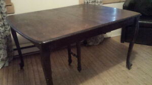 Dining table 40 x 51 inch