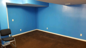 Basement for rent in montery park