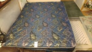 Queen size Bed – Mattress, Box, Base & Cover