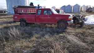 1997 Ford F250 4x4 for parts REDUCED!!