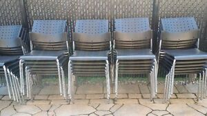 Chairs - Black (qty 29 available)