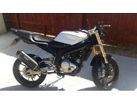 Rieju rs3 125cc 2012