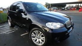 2011 Diesel BMW X5 3.0TD auto x Drive40d M Sport 101259 miles Shrewsbury