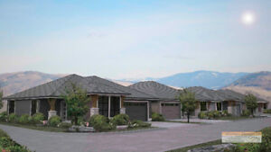 Gated Adult Oriented Community close to Downtown Kamloops